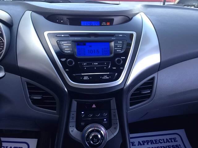 2013 Hyundai Elantra GLS 4dr Sedan - Greenville NC