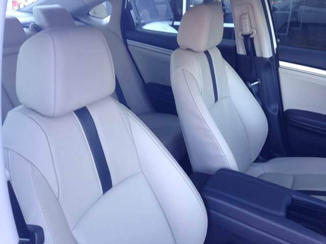 2016 Honda Civic Touring 4dr Sedan - Greenville NC