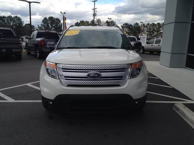 2012 Ford Explorer AWD XLT 4dr SUV - Greenville NC