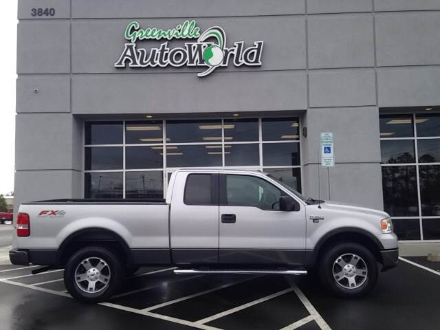2006 Ford F-150 FX4 4dr SuperCab 4WD Styleside 5.5 ft. SB - Greenville NC