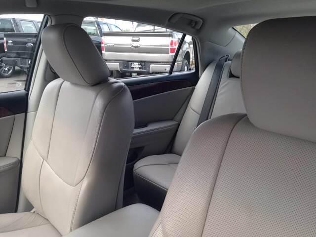 2011 Toyota Avalon Limited 4dr Sedan - Greenville NC