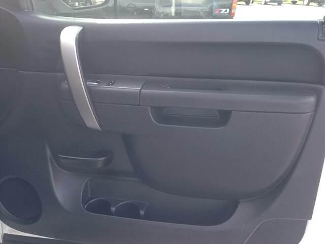 2012 Chevrolet Silverado 1500 4x2 LS 4dr Extended Cab 6.5 ft. SB - Greenville NC