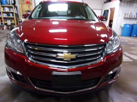 2017 Chevrolet Traverse for sale in Medford, WI