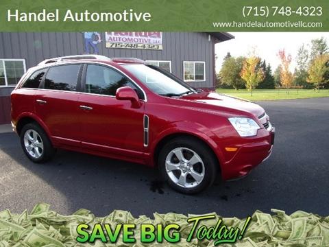 2014 Chevrolet Captiva Sport for sale in Medford, WI
