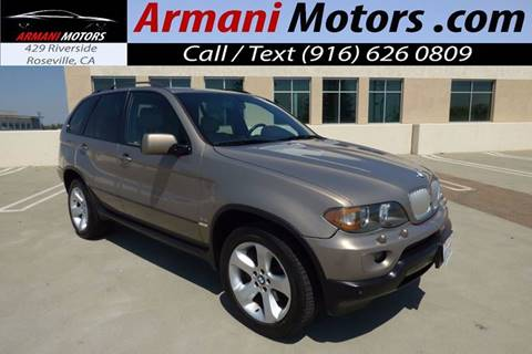 2006 BMW X5 for sale in Roseville, CA