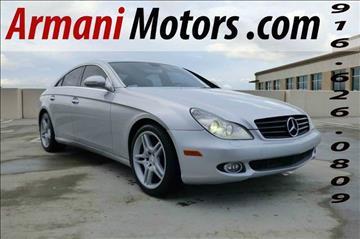 2006 Mercedes-Benz CLS for sale at Armani Motors in Roseville CA
