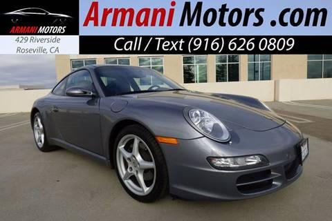 2005 Porsche 911 for sale in Roseville, CA