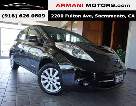 2014 Nissan Leaf For Sale In Ladson Sc Carsforsale