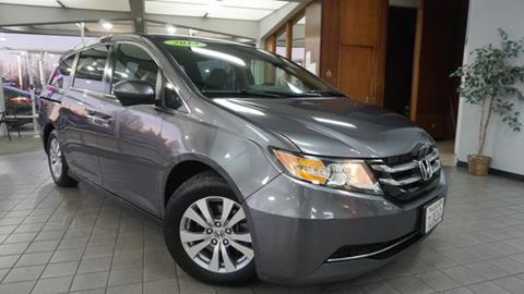 2015 Honda Odyssey for sale in Roseville, CA