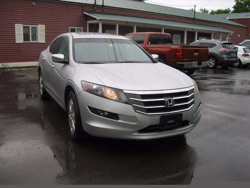 2010 Honda Accord Crosstour AWD EX-L 4dr Crossover - South Burlington VT