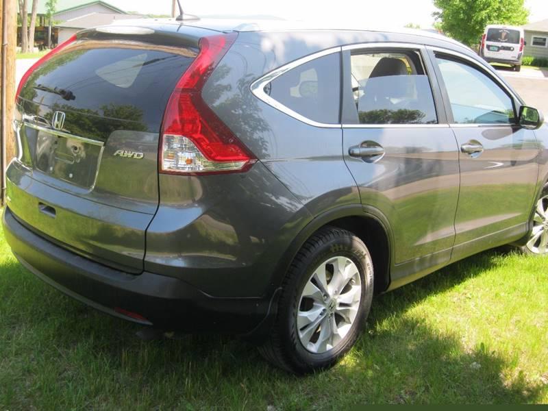 2013 Honda CR-V AWD EX-L 4dr SUV - South Burlington VT