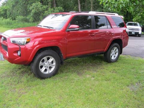 2014 Toyota 4Runner for sale in South Burlington, VT
