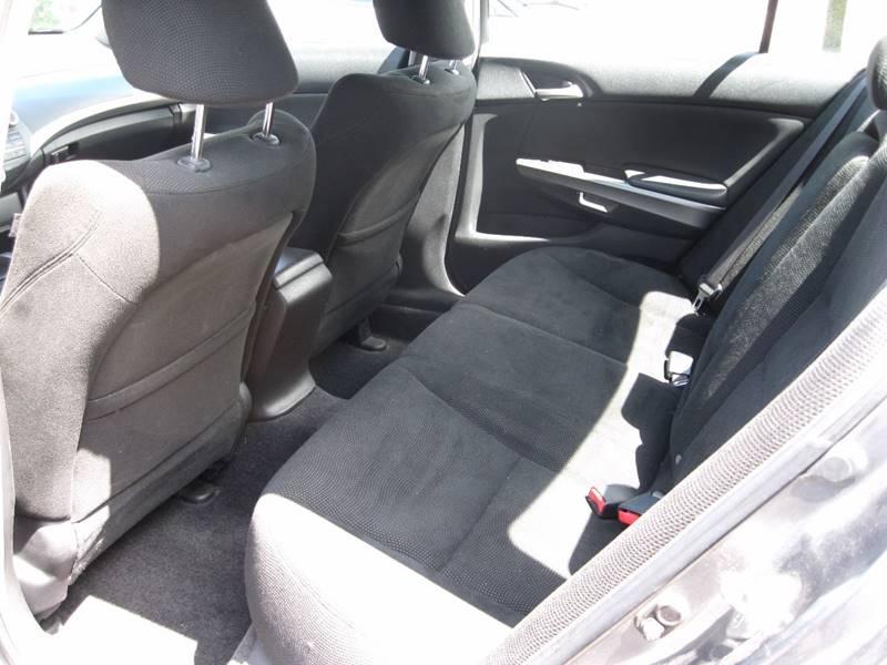 2008 Honda Accord EX 4dr Sedan 5A - South Burlington VT