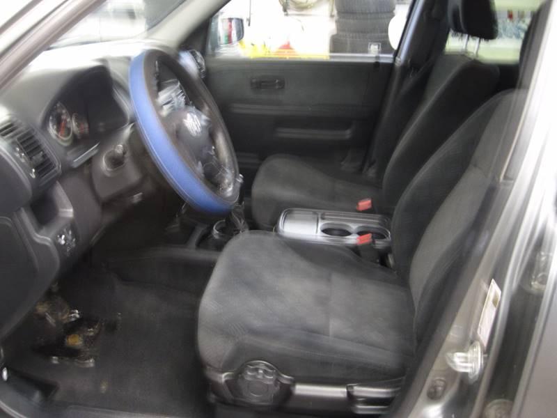 2006 Honda CR-V AWD EX 4dr SUV w/Manual - South Burlington VT