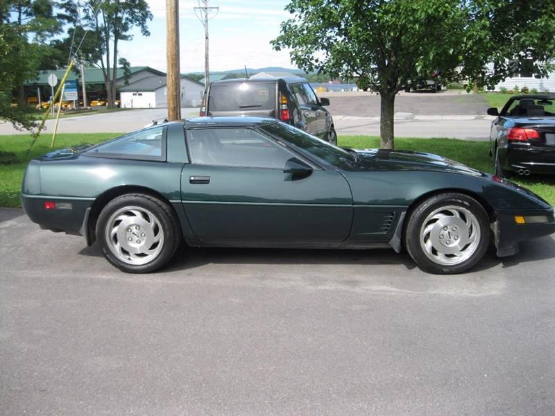 1996 Chevrolet Corvette 2dr Hatchback - South Burlington VT