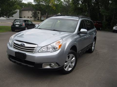 2012 Subaru Outback for sale in South Burlington, VT