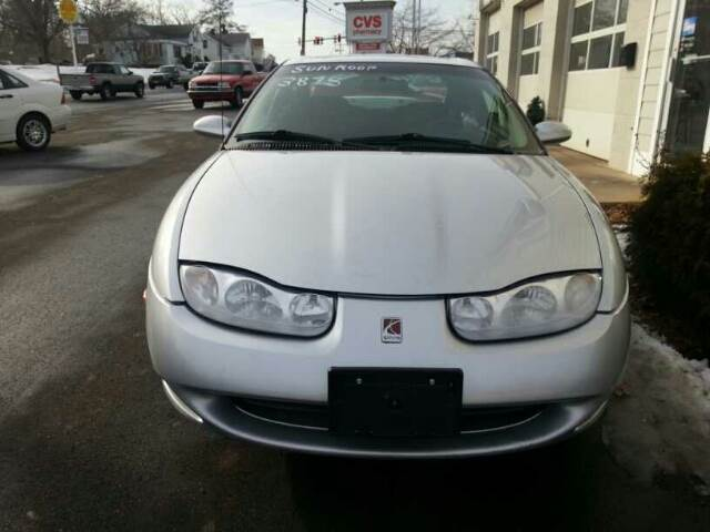 2002 Saturn S Series Sc2 3dr Coupe In Vernon Rockville Ct Carr