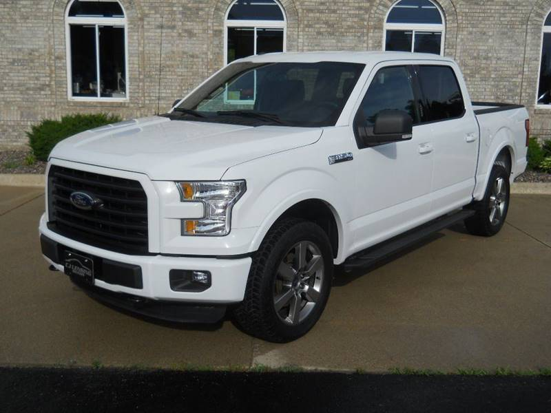 2015 Ford F-150 4x4 XLT 4dr SuperCrew 5.5 ft. SB - Decorah IA