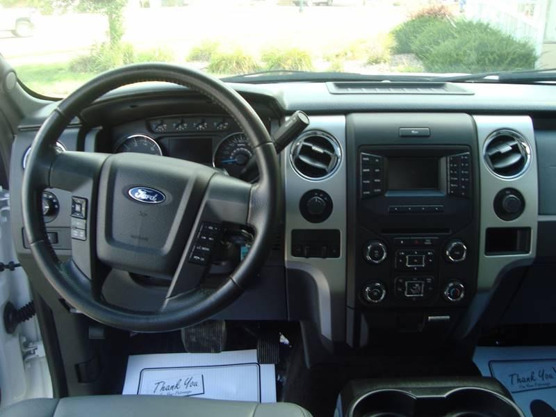 2014 Ford F-150 4x4 XLT 4dr SuperCrew Styleside 5.5 ft. SB - Decorah IA
