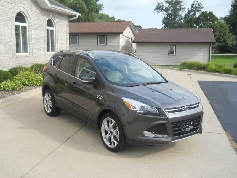 2015 Ford Escape AWD Titanium 4dr SUV - Decorah IA