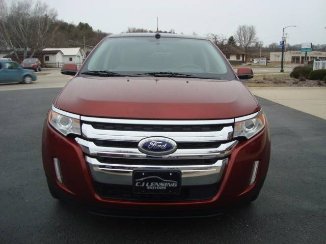 2014 Ford Edge Limited AWD 4dr Crossover - Decorah IA