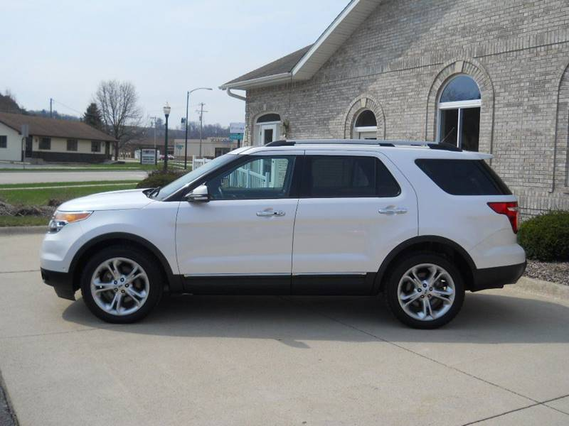 2014 Ford Explorer AWD Limited 4dr SUV - Decorah IA