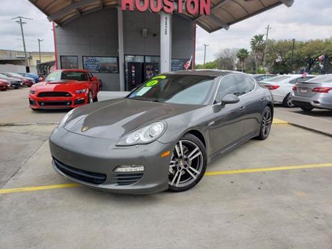 2013 Porsche Panamera for sale in Houston, TX