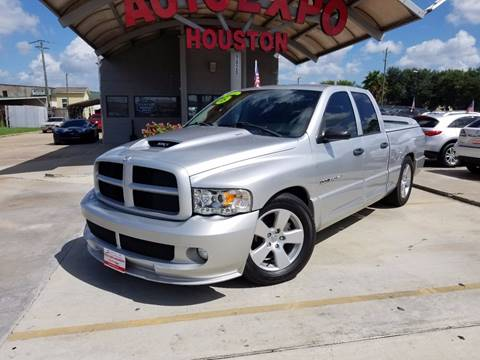2005 Dodge Ram Pickup 1500 SRT-10 for sale in Houston, TX