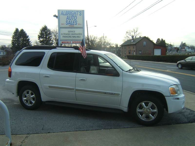 2003 GMC Envoy XL for sale at Albrights Auto Sales in Allentown PA