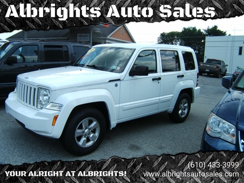 2011 Jeep Liberty for sale in Allentown, PA