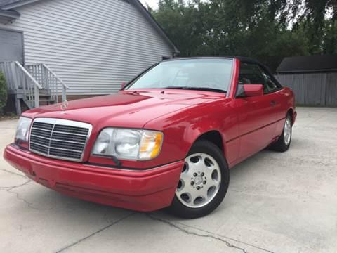 1995 Mercedes-Benz E-Class for sale in Pontiac, SC