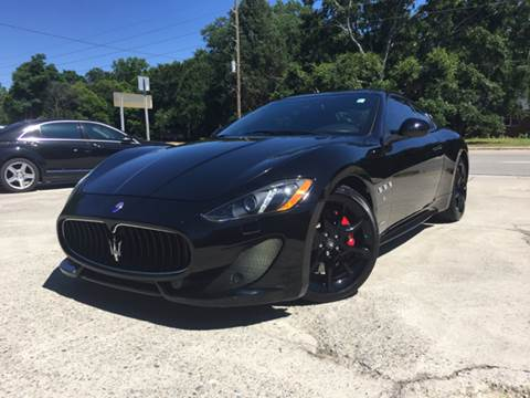 Used 2013 Maserati GranTurismo For Sale - Carsforsale.com®