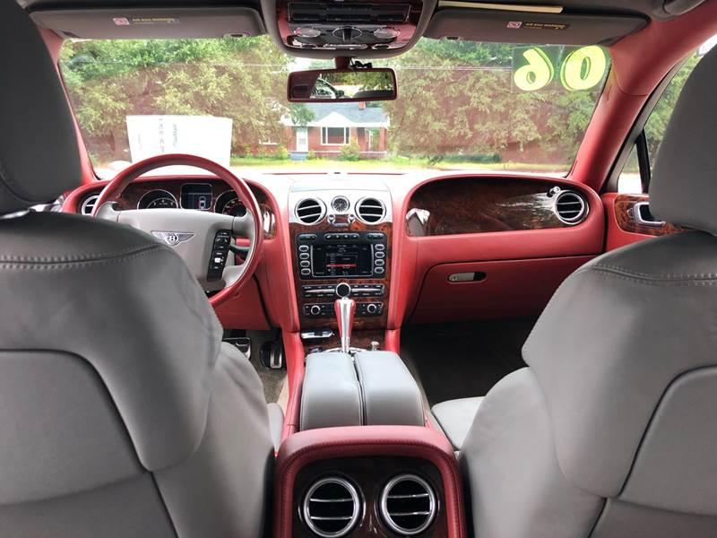 2006 Bentley Continental Awd Flying Spur 4dr Sedan In