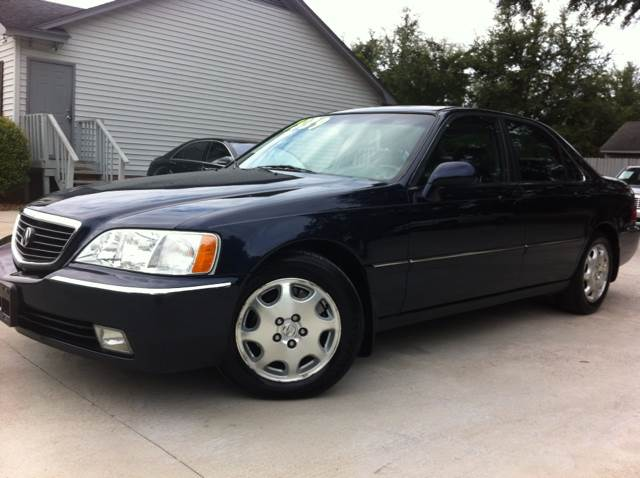 2000 acura rl 3 5rl with nav system in columbia sc. Black Bedroom Furniture Sets. Home Design Ideas