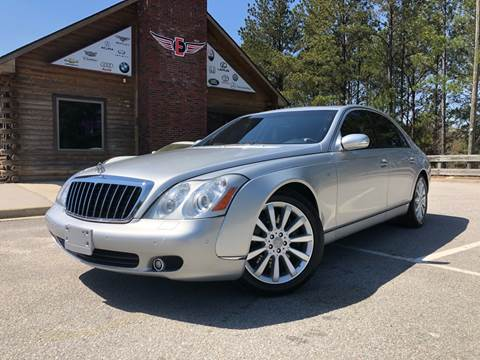 2008 Maybach 57 for sale in Columbia, SC