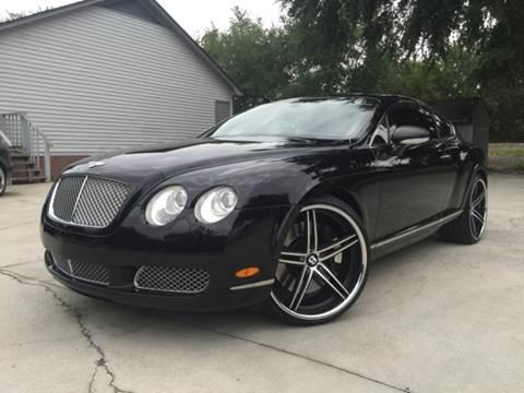 2006 Bentley Continental GT for sale in Pontiac, SC