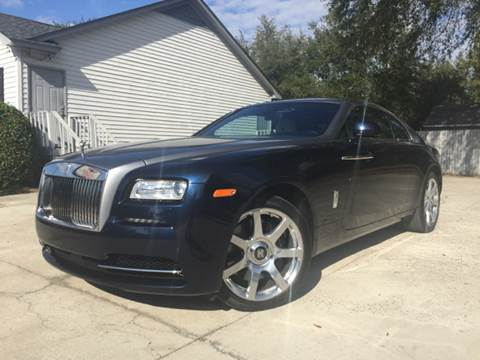 2014 Rolls-Royce Wraith for sale in Pontiac, SC