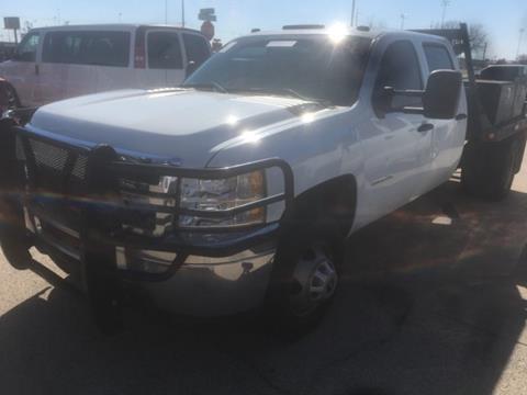 2012 Chevrolet Silverado 3500HD for sale in Oklahoma City, OK