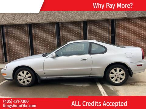 1993 Honda Prelude Si for sale at KING'S AUTO SALES in Oklahoma City OK