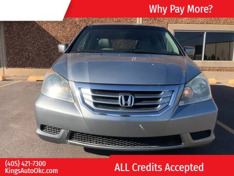 2008 Honda Odyssey for sale at KING'S AUTO SALES in Oklahoma City OK