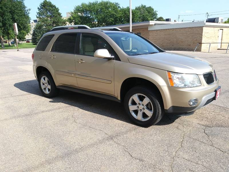 2008 Pontiac Torrent Awd 4dr Suv In Grand Island Ne Ross Auto Center Inc