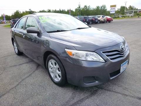 2010 Toyota Camry for sale in Duluth, MN