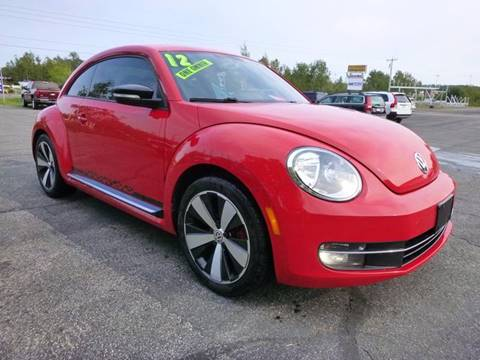 2012 Volkswagen Beetle for sale in Duluth, MN