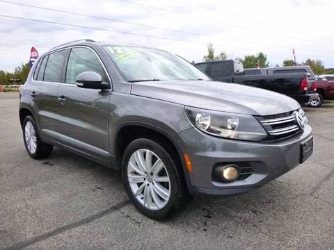 2012 Volkswagen Tiguan for sale in Duluth, MN