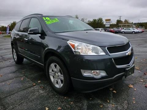 2010 Chevrolet Traverse for sale in Duluth, MN