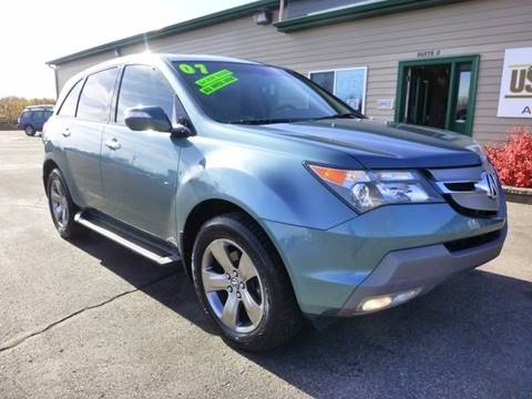 2007 Acura MDX for sale in Duluth, MN
