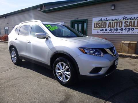 2014 Nissan Rogue for sale in Duluth, MN