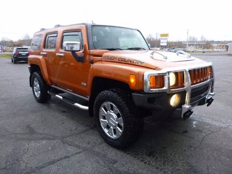 2007 HUMMER H3 for sale in Duluth, MN