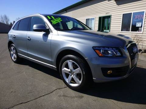 Used Audi Q5 For Sale In Minnesota