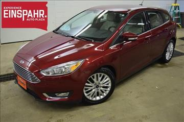 2016 Ford Focus for sale in Brookings, SD